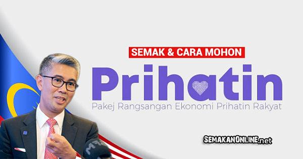 Fasa Kedua Pembayaran BPN Akan Bermula Pada 4 Mei - Tengku Zafrul