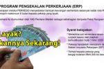 Bantuan Program Pengekalan Pekerjaan RM600 PERKESO (COVID19)