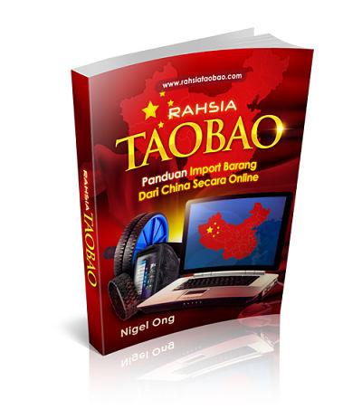 idea perniagaan kecil rahsia taobao