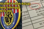 Ahli KWSP Boleh Keluar Wang Sehingga RM10,000