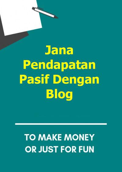 Idea Pendapatan Pasif