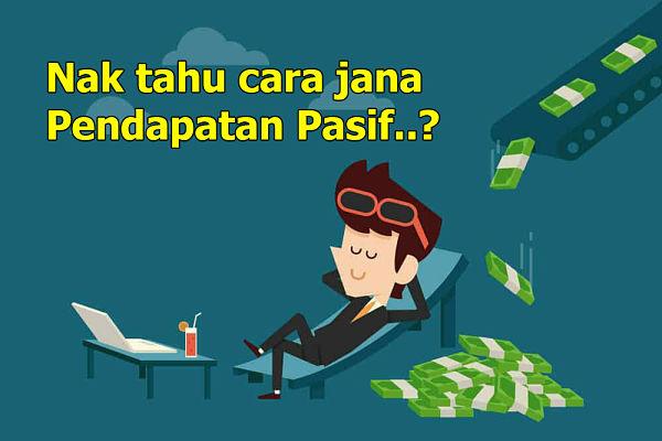 Apa Itu Pendapatan Pasif
