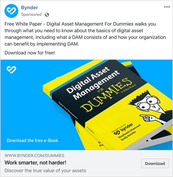 Sebab Iklan Facebook Anda Tiada Pembeli