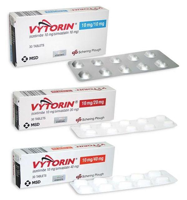 Semakan Online - Ubat Kolesterol (VYTORIN)