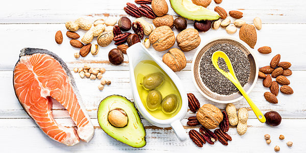 Makanan Yang Menurunkan Kolesterol